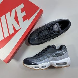 NEW Nike Air Max 95 Anthracite/White-Wolf Grey